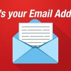 Six simple steps to get control of your email address!